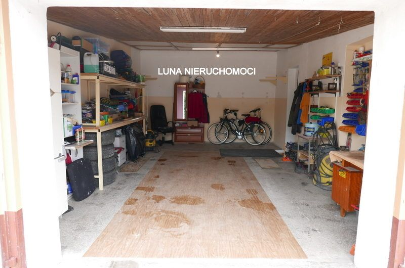 Bez czynszowe mieszkanie z ogrodem i garażem