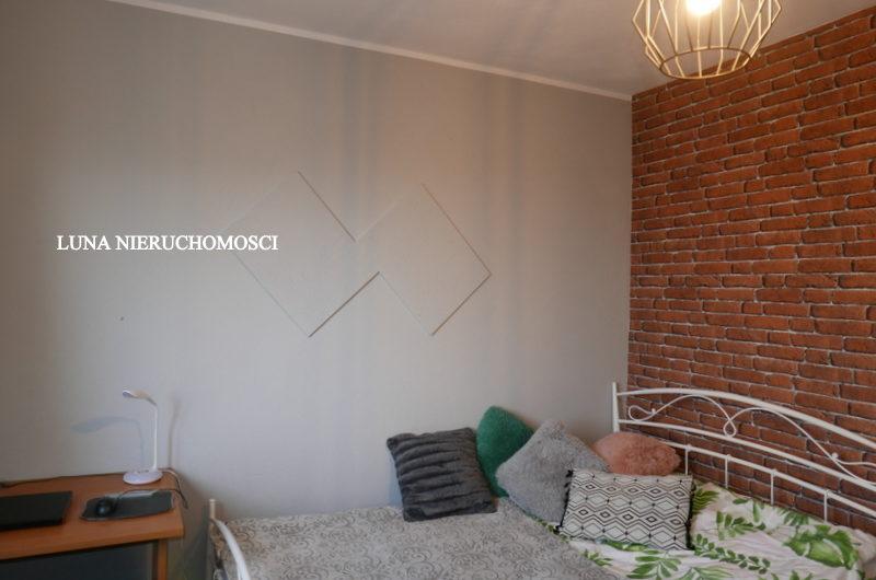 Czteropokojowe mieszkanie na Zawiszowie