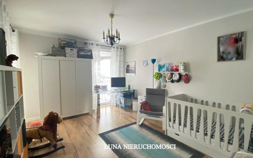 Dwupokojowe mieszkanie na Osiedlu Zawiszów